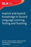 Explicit knowledge in second language learning English
