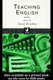 Thinking about English teaching