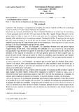 Đề thi năng khiếu môn Tiếng Pháp 11 năm 2020-2021 - Trường THPT chuyên Nguyễn Trãi (Lần 1)