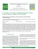 Is coal power generation a sustainable solution for energy needs of Pakistan: A Delphi-SWOT paradigm?