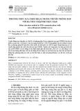 Phương thức lựa chọn relay trong truyền thông D2D với đa truy nhập phi trực giao