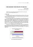 Công nghệ nhiệt điện trên siêu tới hạn (USC)