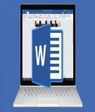Giáo trình Soạn thảo văn bản: Phần 1 - Trường CĐ Kỹ Nghệ II