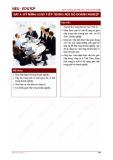 Bài giảng Kỹ năng quản trị - Bài 4: Kỹ năng giao tiếp trong nội bộ doanh nghiệp
