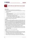 Bài giảng Quản trị kinh doanh bảo hiểm - Bài 5: Chương trình bảo hiểm trong doanh nghiệp