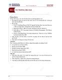 Bài giảng Phân tích và đầu tư chứng khoán - Bài 4: Thị trường hiệu quả