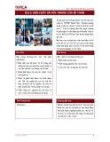 Bài giảng Kế toán trong các doanh nghiệp - Bài 1: Bản chất và đối tượng của kế toán