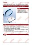 Bài giảng Kiểm toán nội bộ - Bài 1: Tổng quan về kiểm toán nội bộ
