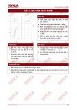 Bài giảng Toán cao cấp - Bài 2: Đạo hàm và vi phân