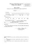 Bản cam kết (Áp dụng cho cá nhân chưa đến mức thu nhập chịu thuế TNCN)