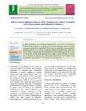 Effect of intercropping systems on yield attributes and yield of pearlmillet with grain legumes under rainfed conditions