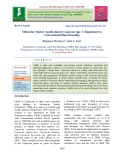 Molecular marker application in Capsicum spp: A supplement to conventional plant breeding