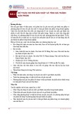 Bài giảng Kế toán tài chính - Bài 4: Kế toán chi phí sản xuất và tính giá thành sản phẩm