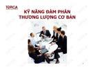 Bài giảng Giao tiếp kinh doanh và thuyết trình - Bài 3: Kỹ năng đàm phán thương lượng cơ bản