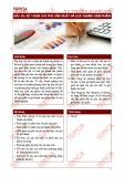Bài giảng Bài 10: Kế toán chi phí sản xuất và giá thành sản phẩm