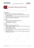 Bài giảng Bài 4: Chức năng tổ chức và cơ cấu tổ chức