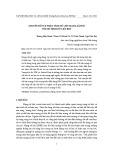 Chuyển đổi và phân tích dữ liệu mạng xã hội với mô hình dữ liệu RDF