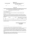 Giấy đề nghị cấp đổi sang Giấy chứng nhận đăng ký doanh nghiệp (Phụ lục II-17)