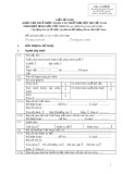 Giấy đề nghị khấu trừ thuế nước ngoài vào thuế (Mẫu số: 02/HTQT)