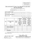 Mẫu Bảng kê số thuế giá trị gia tăng (Mẫu số: 01-1/TĐ-GTGT)