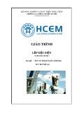 Giáo trình Lắp đặt điện - CĐ Cơ điện Hà Nội