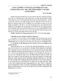 Cuộc vận động cách mạng giải phóng dân tộc ở Thanh Hóa (1930-1945): Một số đặc điểm và bài học kinh nghiệm