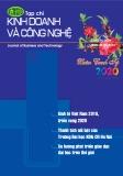 Tạp chí Kinh doanh và Công nghệ: Số 06/2020