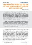 Nhận định về thị trường lịch Việt Nam và thực trạng thiết kế lịch của Việt Nam hiện nay
