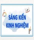 @Sáng kiến kinh nghiệm Mầm non: Một số biện pháp kết hợp với phụ huynh trong công tác chăm sóc giáo dục cho trẻ 5-6 tuổi tại trường Mầm non Sao Mai