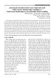 Ứng dụng phương pháp can thiệp kết hợp phẫu thuật trong điều trị bệnh lý phần quai động mạch chủ (phương pháp hybrid)