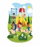 Một số biện pháp sư pháp nhằm giúp trẻ 4-5 tuổi học tốt môn hoạt động tạo hình tại lớp Chồi 3 trường Mầm non Cư Pang