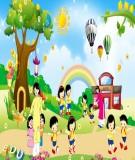 Sáng kiến kinh nghiệm Mầm non: Một số biện pháp giúp trẻ 5-6 tuổi học tốt môn Làm quen chữ cái tại trường Mầm non Bình Minh