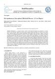 Extrapulmonary intrapleural hydatid disease - A case report