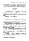 Rèn luyện kỹ năng viết tiếng Anh học thuật cho sinh viên sư phạm Tiếng Anh trường đại học Hồng Đức thông qua hoạt động viết bài cho trang Wikipedia