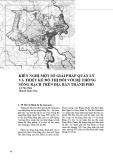Kiến nghị một số giải pháp quản lý và thiết kế đô thị đối với hệ thống sông rạch trên địa bàn thành phố