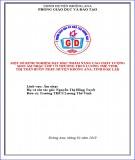 Sáng kiến kinh nghiệm THCS: Một số kinh nghiệm dạy học nhằm nâng cao chất lượng môn Âm nhạc lớp 7 ở trường THCS Lương Thế Vinh, thị trấn Buôn Trấp, huyện Krông Ana, tỉnh Đăk Lăk