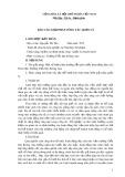 Báo cáo giải pháp công tác quản lý Tiểu học: Một số biện pháp hướng dẫn phát triển hoạt động đọc của Thư viện Trường Tiểu học Krông Ana