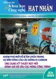 Tạp chí Thông tin khoa học và công nghệ hạt nhân: Số 54/2018