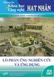 Tạp chí Thông tin khoa học và công nghệ hạt nhân: Số 50/2017