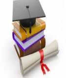 Luận án Tiến sĩ Khoa học giáo dục: Thiết kế và sử dụng rubric trong đánh giá năng lực tạo lập văn bản nghị luận của học sinh trung học phổ thông