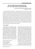 Mô hình biểu hiện beta-secretase gây suy giảm trí nhớ trên ruồi giấm