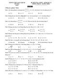 Đề kiểm tra 45 phút Hình học lớp 10 chương 3 có đáp án - THPT Long Khánh
