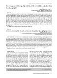 Thực trạng sai sót trong nhập mã bệnh ICD-10 tại bệnh viện đa khoa tỉnh Quảng Ngãi