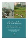 Khảo sát nhu cầu đào tạo của các tổ chức xã hội dân sự: Phát triển tổ chức và huy động sự tham gia của cộng đồng xây dựng chính sách ở Việt Nam