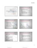 Bài giảng Phân tích chi phí lợi ích: Bài 2 - ThS. Nguyễn Thanh Sơn