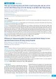 Hiệu quả của phương pháp sinh thiết vú dưới hướng dẫn siêu âm với hỗ trợ hút chân không trong xử trí tổn thương vú tại Bệnh viện Hùng Vương
