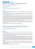 Mang thai ở tuổi vị thành niên: Đặc điểm và kết quả thai kỳ