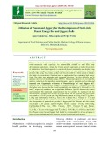 Utilization of peanut and jaggery for the development of nutri-rich peanut energy bar and jaggery balls