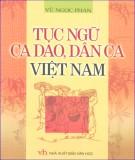 Tổng hợp tác phẩm dân ca Việt Nam: Phần 1