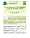 An economic analysis of production and marketing of mizo bird's eye chilli (Mizo Chilli) in Aizawl district of mizoram state